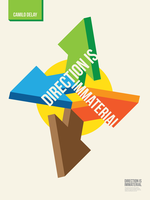 Direction Is Immaterial - Poster by AbaddonVolac