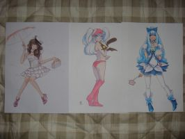 my traditional works1 by Teruchan