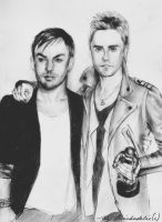 Leto Brothers by psichodelicfruit