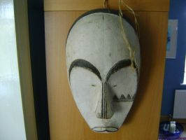African Mask by KaiHallarn111