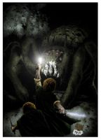 Shelob's Lair by palantir6
