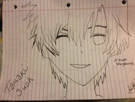 Tamaki Suoh by Jhackney1337