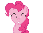 Pinkie Pie Vector by TryHardBrony