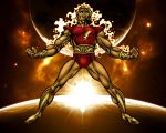 Adam Warlock by mwof