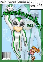 Nambazinho Comic by Nine-Tailed-Fox