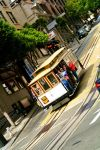 The World Famous Cable Car by rafaelmcsilveira