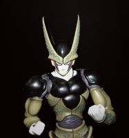 Cell Action Figure by Sh3ikha