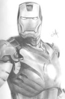 Iron Man by Tattan27