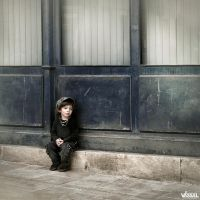 THE KID by EmmanuelVASSAL