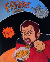 Famous Frakes Flakes by Lolzards