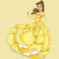 Beauty and the Beast by Sugargrl14