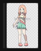 Gym Leader Noralie by HourglassHero