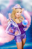 RDR - Popstar Ahri by DISC-Photography