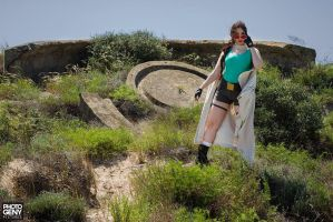 Cosplay Lara Croft by Photogeny by EnModeCroft