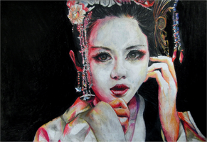 Geisha Remastered by ychen183