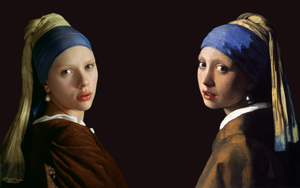Girl with a Pearl Earring by Manshonyagger