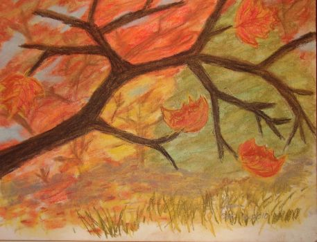 Inspired by Autumn by janamarie