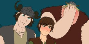 HTTYD - Boys by fortheloveofpizza