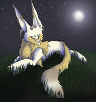 On Clear Nights by AnsleeCake