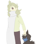 Young Ghetsis [Flat Color] by annabre24