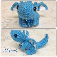 March Dragon by Amaze-ingHats