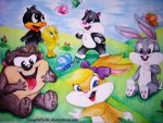 Baby Looney Tunes by SimpleCecile