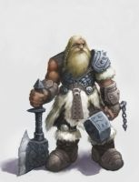 dwarf by blackdigger