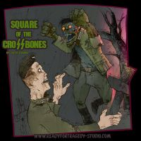SQUARE of the CROSSBONES promo by JacekZabawa