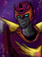 Rodimus by murr-miay