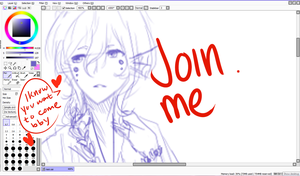 Naoi WIP JOIN.ME ONLINE ! by HokiMaru