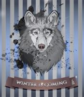 House Stark - Great Houses of Westeros by tashamille