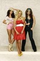 The Vampire Diaries Elena, Caroline, Meredith by Solimm