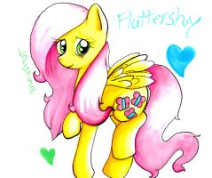 Fluttershy by Lolly-pop-girl732