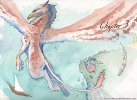 Stasya and the Gryphon - Chapter 3 by CCampbellArt