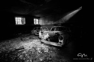 Abandoned Cars by annamikaphotography