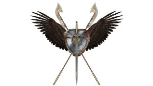 Valkyrie Wing Emblem by SatsukiHime1031