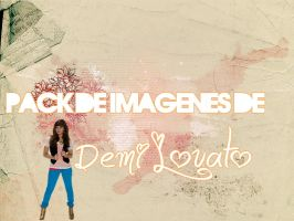 Pack de Demi Lovato by RosaEditions