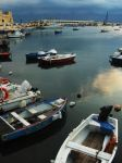Boats in Bari by Laimon
