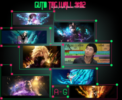 Guto Tag Wall - 02 by always-guto