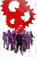 Zombies V Robots Undercity 4 by thisismyboomstick