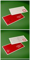 Loodo Advergames Business Card by RaphaelAleixo