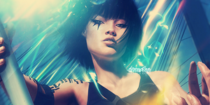 mirrors edge tag by BONxFIRE