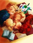 APH - afternoon nap by lishtar