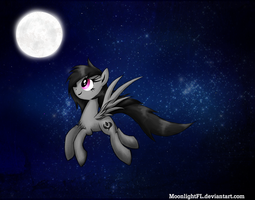 Night Flight by MoonlightFL