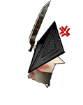Pyramid head by ChibiLozzy