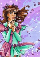 ACEO #38 Sailor Jewel Star by Toto-the-cat