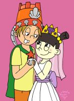 The Remarriage of King Sandy by sailorlovesong