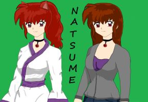Natsume Bio by Kiddo645