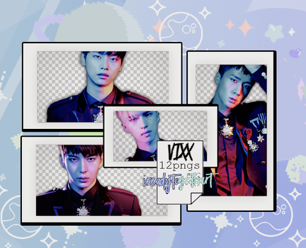 +Render png's | Pack | VIXX | by ireadytogethurt