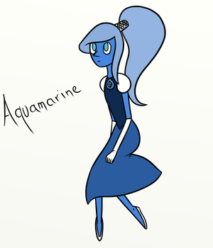 Aquamarine by SupporterOfRainbows2